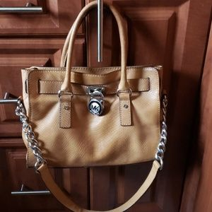 MICHAEL KORS SATCHEL~AUTHENTIC